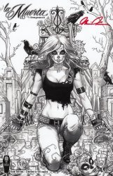 Coffin Comics's La Muerta: Vengeance Issue # 1l