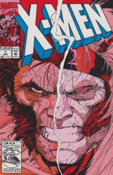Marvel's X-Men Issue # 7