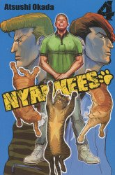 Yen Press's Nyankees Soft Cover # 4