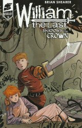 Antarctic Press's William: The Last Shadows of The Crown Issue # 3