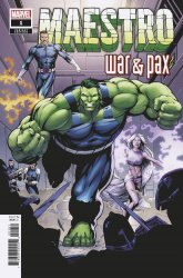 Marvel Comics's Maestro: War and Pax Issue # 1e