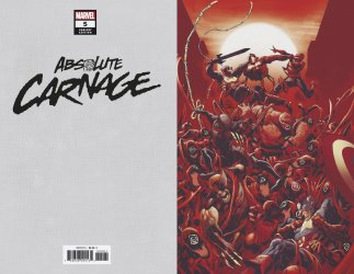 Marvel Comics's Absolute Carnage Issue # 5h