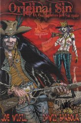 Wild Angels Publishing's Original Sin: Gunfighters in Hell Saga Issue # 2