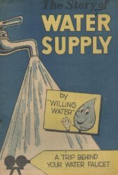 American Water Works Assn.'s The Story Of Water Supply Issue # 1966