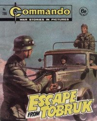 D.C. Thomson & Co.'s Commando: War Stories in Pictures Issue # 786