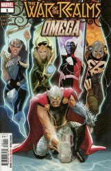 Marvel Comics's War of the Realms: Omega Issue # 1