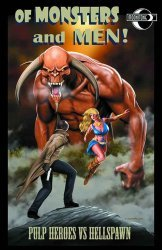 Moonstone's Of Monsters and Men TPB # 1