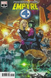 Marvel Comics's Empyre: Fantastic Four Issue # 0c