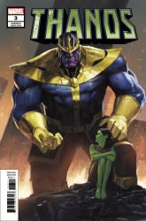 Marvel Comics's Thanos Issue # 3b
