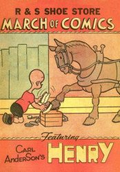 Western Printing Co.'s March of Comics Issue # 58d