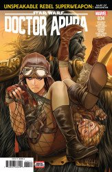 Marvel Comics's Doctor Aphra Issue # 34