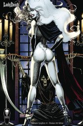 Coffin Comics's Lady Death: Nightmare Symphony Issue # 1c