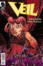Dark Horse's Veil Issue # 5