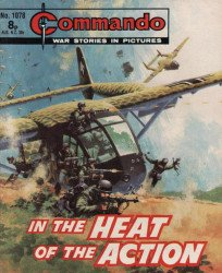 D.C. Thomson & Co.'s Commando: War Stories in Pictures Issue # 1078