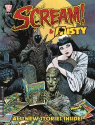 Rebellion's Scream & Misty Special Issue # 1