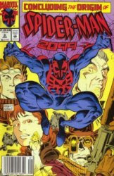 Marvel Comics's Spider-Man 2099 Issue # 3