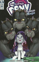 IDW Publishing's My Little Pony: Friendship is Magic Issue # 82