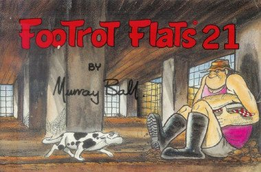Orin Books's FooTrot Flats Soft Cover # 21