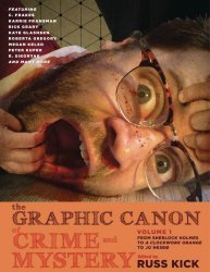 Seven Stories Press 's The Graphic Canon Of Crime And Mystery TPB # 1