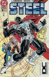 DC Comics's Steel Issue # 8b
