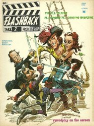 Pentagram Publications's Flashback Issue # 2