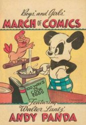 Western Printing Co.'s March of Comics Issue # 5