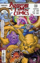 KaBOOM!'s Adventure Time Comics Issue # 20b