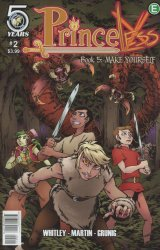 Action Lab Entertainment's Princeless Make Yourself Issue # 2