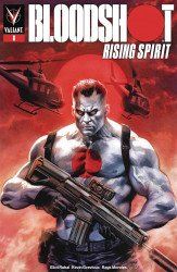 Valiant Entertainment's Bloodshot: Rising Spirit Issue # 8