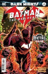 DC Comics's Batman: The Red Death Issue # 1 - 2nd print
