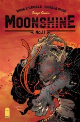 Image Comics's Moonshine Issue # 11b