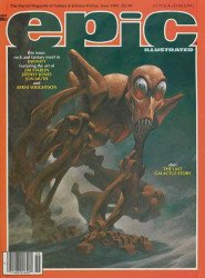 Epic Comics's Epic Illustrated Issue # 30