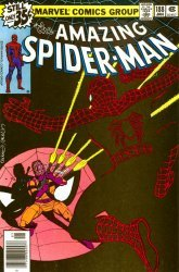 Marvel Comics's The Amazing Spider-Man Issue # 188