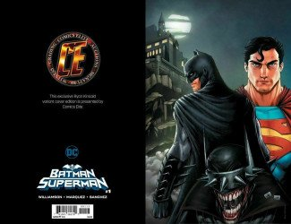 DC Comics's Batman / Superman Issue # 1ce-c