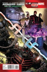 Marvel's Avengers & X-Men: AXIS Issue # 4