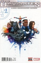Marvel Comics's The Ultimates Issue # 3