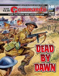 D.C. Thomson & Co.'s Commando: For Action and Adventure Issue # 5233