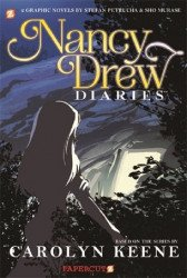 Papercutz's Nancy Drew Diaries TPB # 1
