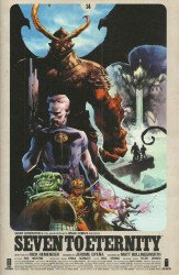 Image Comics's Seven to Eternity Issue # 14