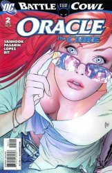 DC Comics's Oracle: The Cure Issue # 2