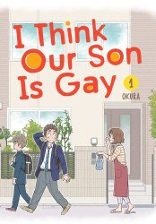 Square Enix Manga's I Think Our Son Is Gay Soft Cover # 1
