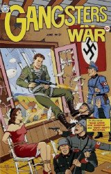 Offspring Press's Gangsters at War Issue # 27