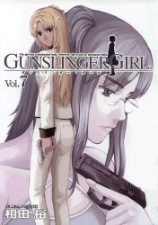 Seven Seas Entertainment's Gunslinger Girl TPB # 7
