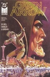 DC Comics's Green Arrow Issue # 1