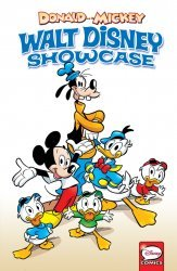 IDW Publishing's Donald & Mickey: Walt Disney Showcase Collection TPB # 1