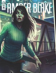 IDW Publishing's Amber Blake Issue # 4ri