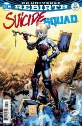 DC Comics's Suicide Squad Issue # 25b