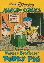 Western Printing Co.'s March of Comics Issue # 71c