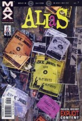 Max Comics's Alias Issue # 7