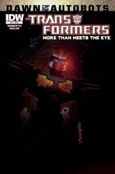 IDW Publishing's Transformers: More than Meets the Eye Issue # 33